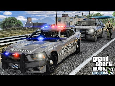 GTA 5 MODS LSPDFR 0.4.4 #11 – BSCO PATROL!!! (GTA 5 REAL LIFE PC MOD)