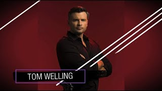 Monday on 'The Real': Tom Welling and Tom Ellis