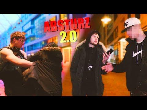ABSTURZ 2.0: Wer meinte es gibt normale MENSCHEN in HAMBURG ?..😱| Denizon