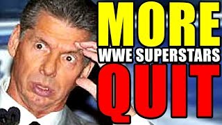 MORE WWE SUPERSTARS QUIT! CM Punk Had 'Flat' Return! Fox Not Happy with WWE! Wrestling News