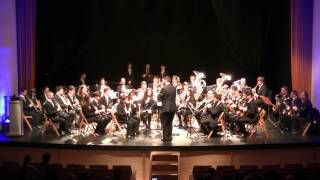"""Dauder"" de Santiago Lope. Banda de Música de Mieres"
