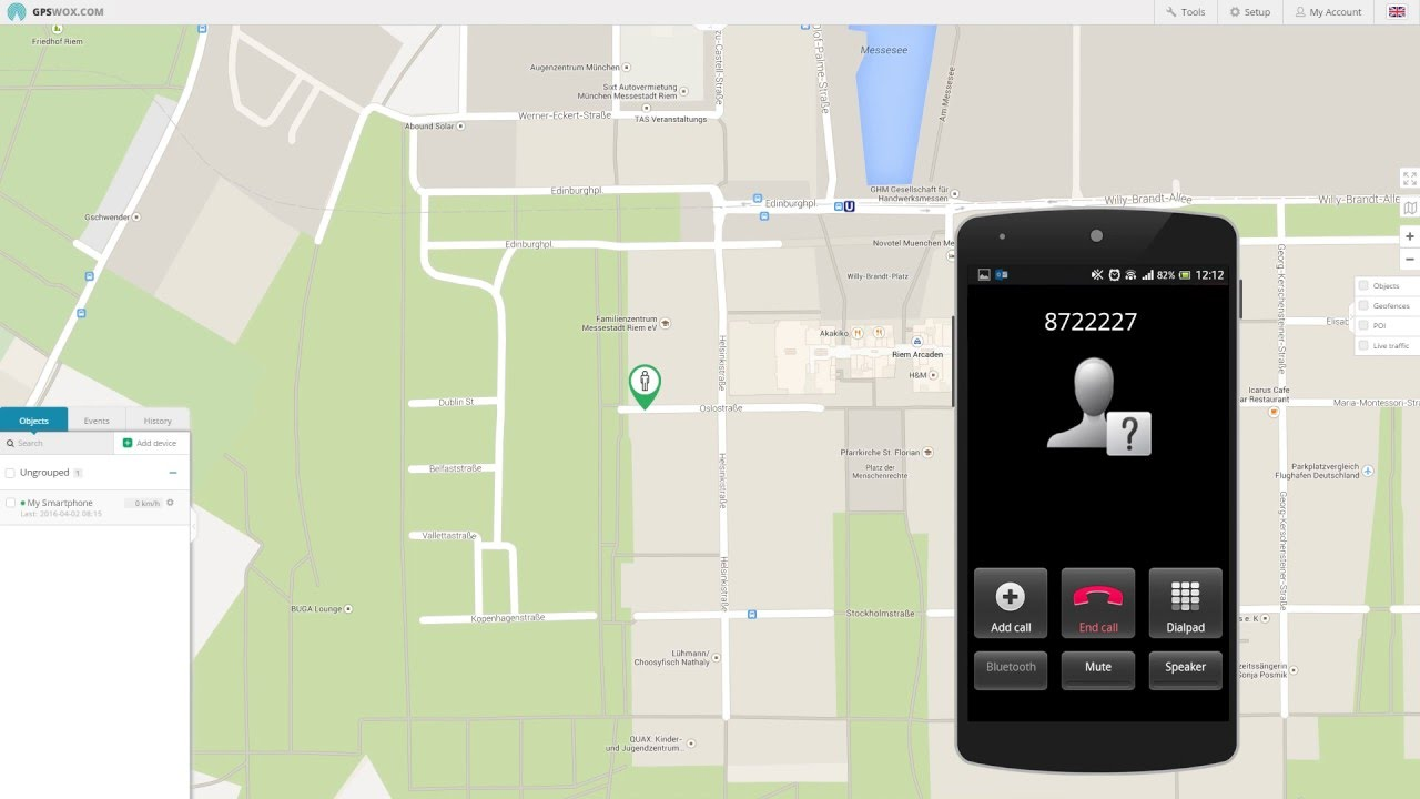 Invisible Mobile GPS Tracker | GPS Software and Trackers | GPSWOX