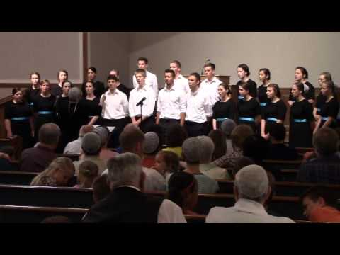 God Is Our Refuge - Hartville Christian School Spring Program 2015