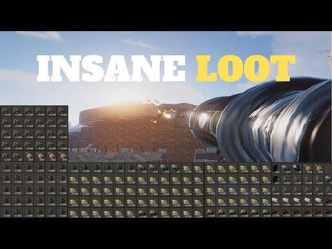 Online Raiding a RICH Clan! | Rust Raids thumbnail
