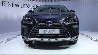 Вот он, новый Lexus NX 2018  | Stenni Тест Драйв