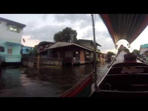 Thailand Canal