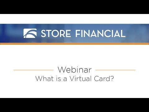 Webinar | What is a Virtual Card?