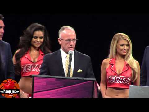NSAC Bob Bennett Spars With Reporter Over Adalaide Byrd Card. Canelo vs GGG HoopJab Boxing