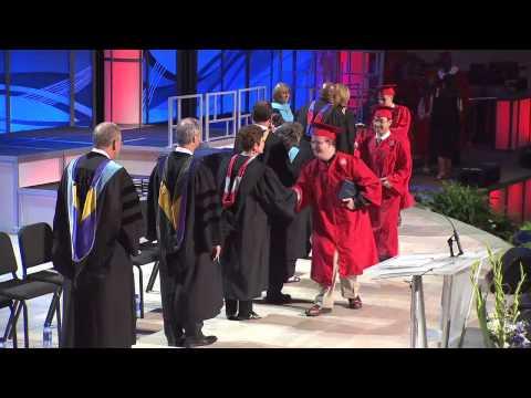 McKinney Boyd Graduation 2013