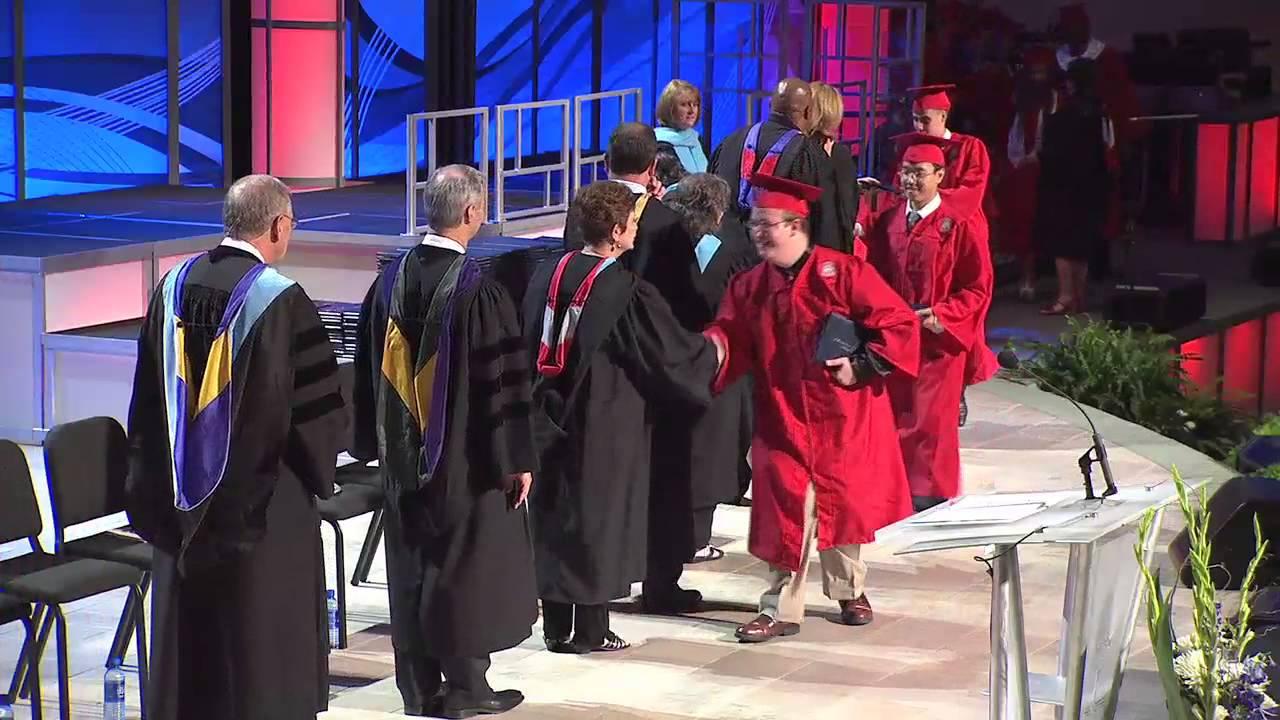mckinney boyd graduation 2020