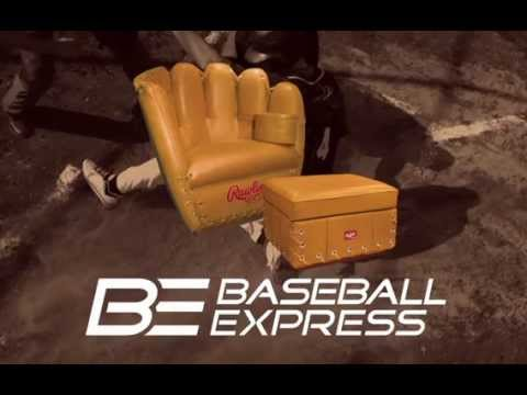 Win A Rawlings Glove Chair At Baseball Express!
