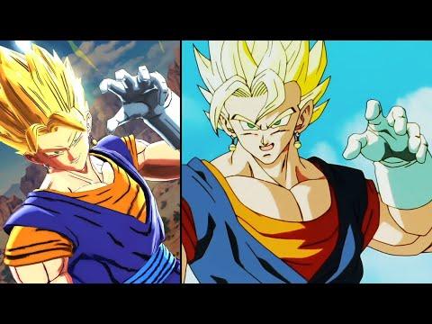 Super Vegito (Transforming) References - Dragon Ball Legends