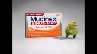 Mucinex Parody by Mr Mucus