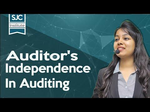 Auditor's Independence In Auditing | Basics Of Audit | CA Samiksha Sethia
