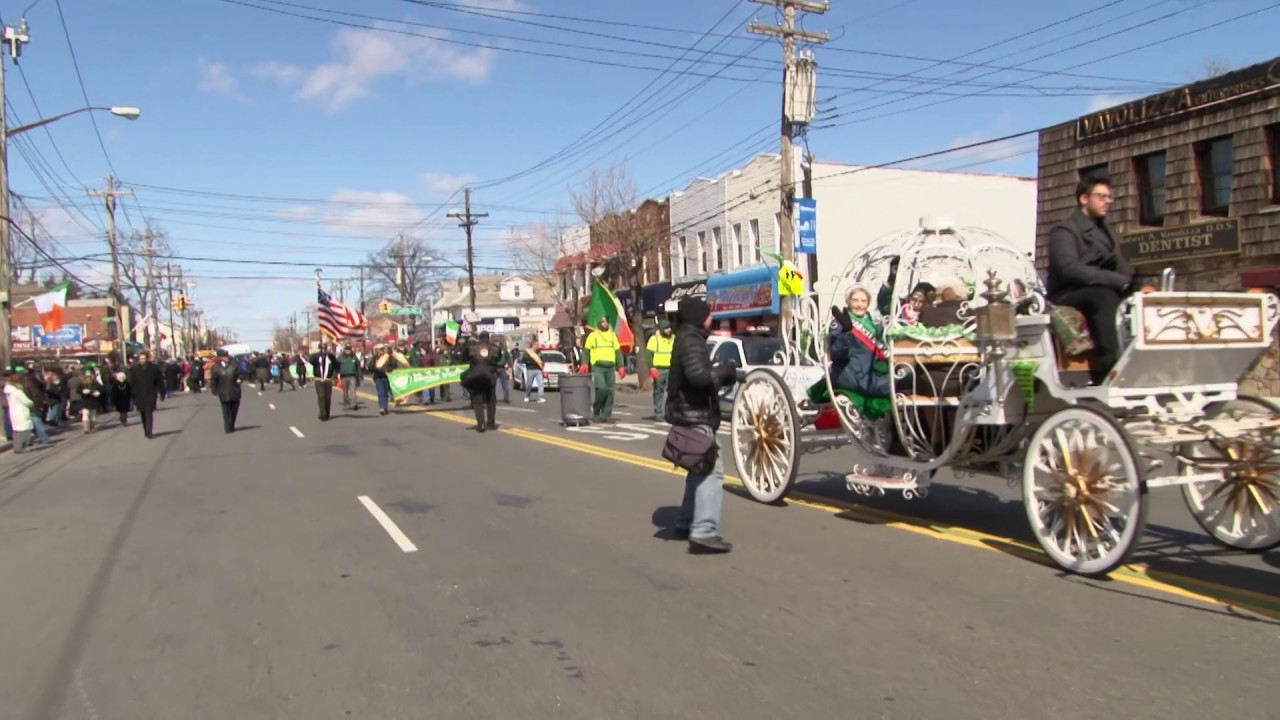 The 19th Annual Throggs Neck St  Patrick's Day Parade and Celebration