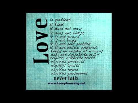 Music: Love Never Fails - Jim Brickman Ft. Amy Sky