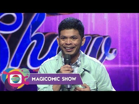 Oki SUCA : Bukan Begitu Caranya..Sini Saya Mainkan!!-Magicomic Show