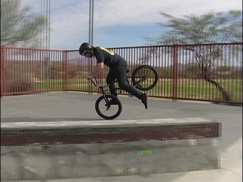 Tammy McCarley - Phoenix Park Party - BMX
