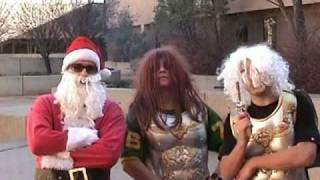 Santa's Evil Elves!