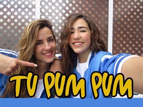 Tu Pum Pum - Karol G, Shaggy ft. El Capitaan, Sekuence Choroegraphy Zumba