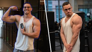Why I'm Competing In Bodybuilding This Year (Full Workout!)