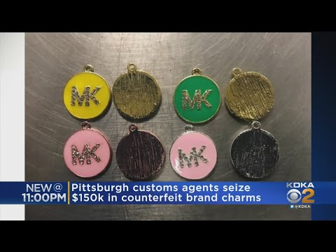 Customs Agents Seize $150K Worth Of Fake Charms