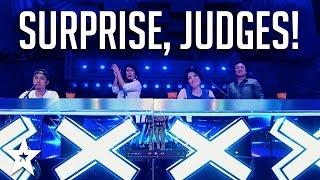 Nervous Country Singer WOWS Judges | Got Talent Global