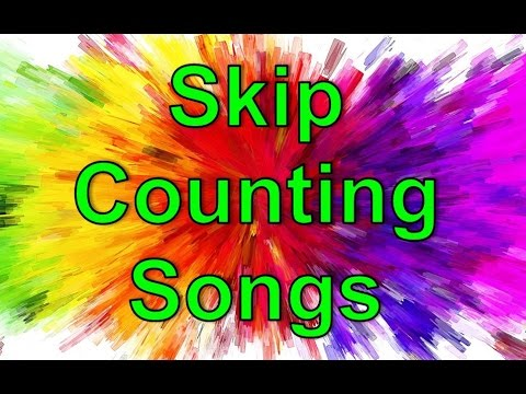 Skip Counting Songs | 36-Minute Compilation from Silly School Songs!