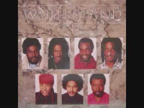 The Wailers Band - Love is forever.