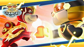 Mighty Pups Charged Up: Pups vs. a Copycat Marshall | PAW Patrol Official & Friends
