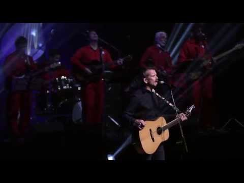 Chris Hadfield performs Space Oddity in Calgary