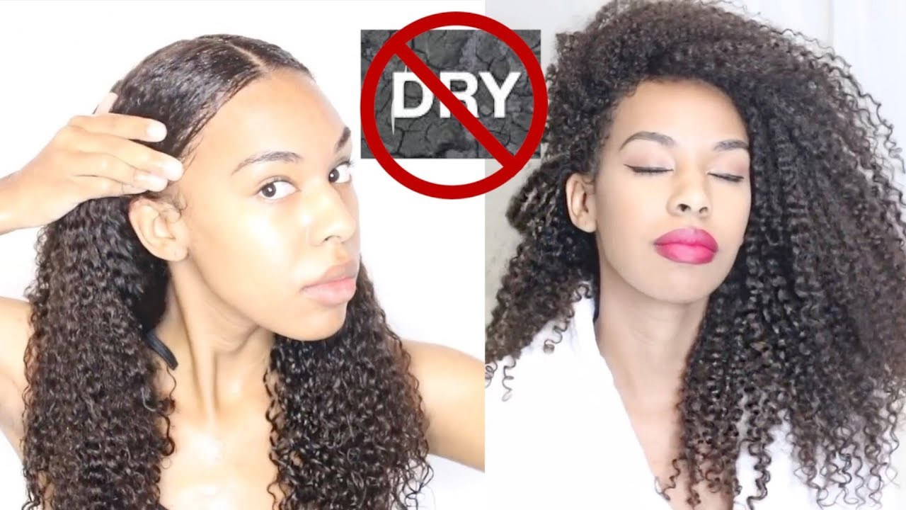 how to keep transitioning hair moisturized
