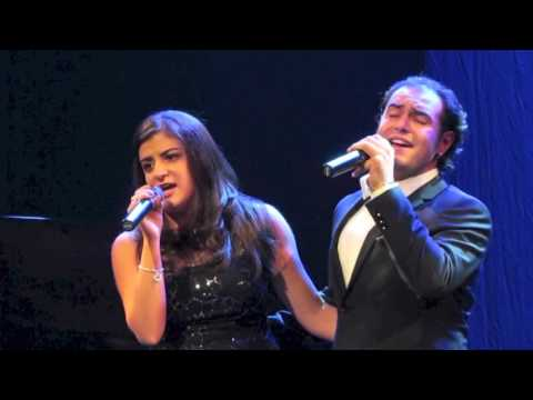 The Prayer - Christopher and Nicole at Showplace Performance Centre