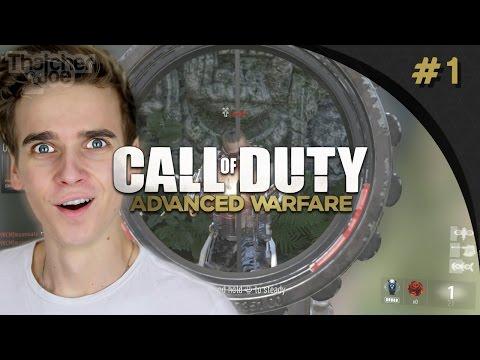 WTF WHY AM I SO GOOD AT THIS!? - Advanced Warfare