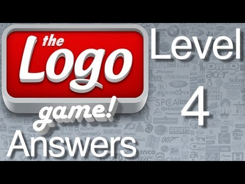 The Logo Game Level 4 Answers