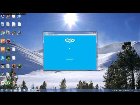Вопрос: Как изменить имя в Skype?