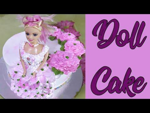 Doll Cake Decoration(1 Kg)mecakes