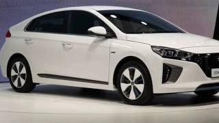 Hyundai Ioniq plug-in HYBRID Car Coming very Soon to india in 2017