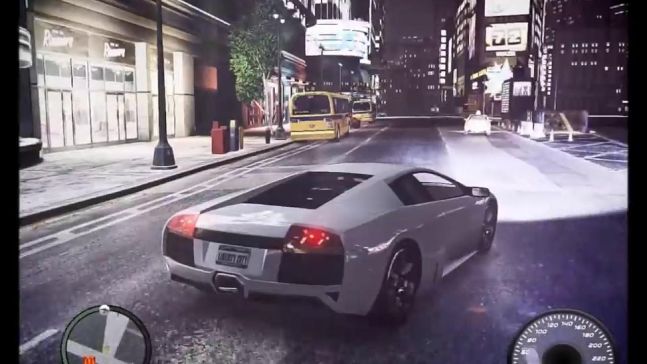 Как скачать GTA 4 сразу с модами - YouTube