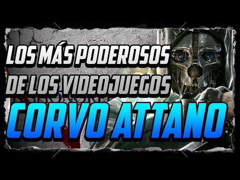 Corvo Attano - Los más poderosos de los videojuegos
