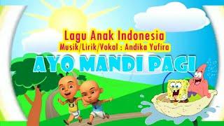 Lagu Anak Anak - Ayo Mandi Pagi - Sahabat Anak Indonesia