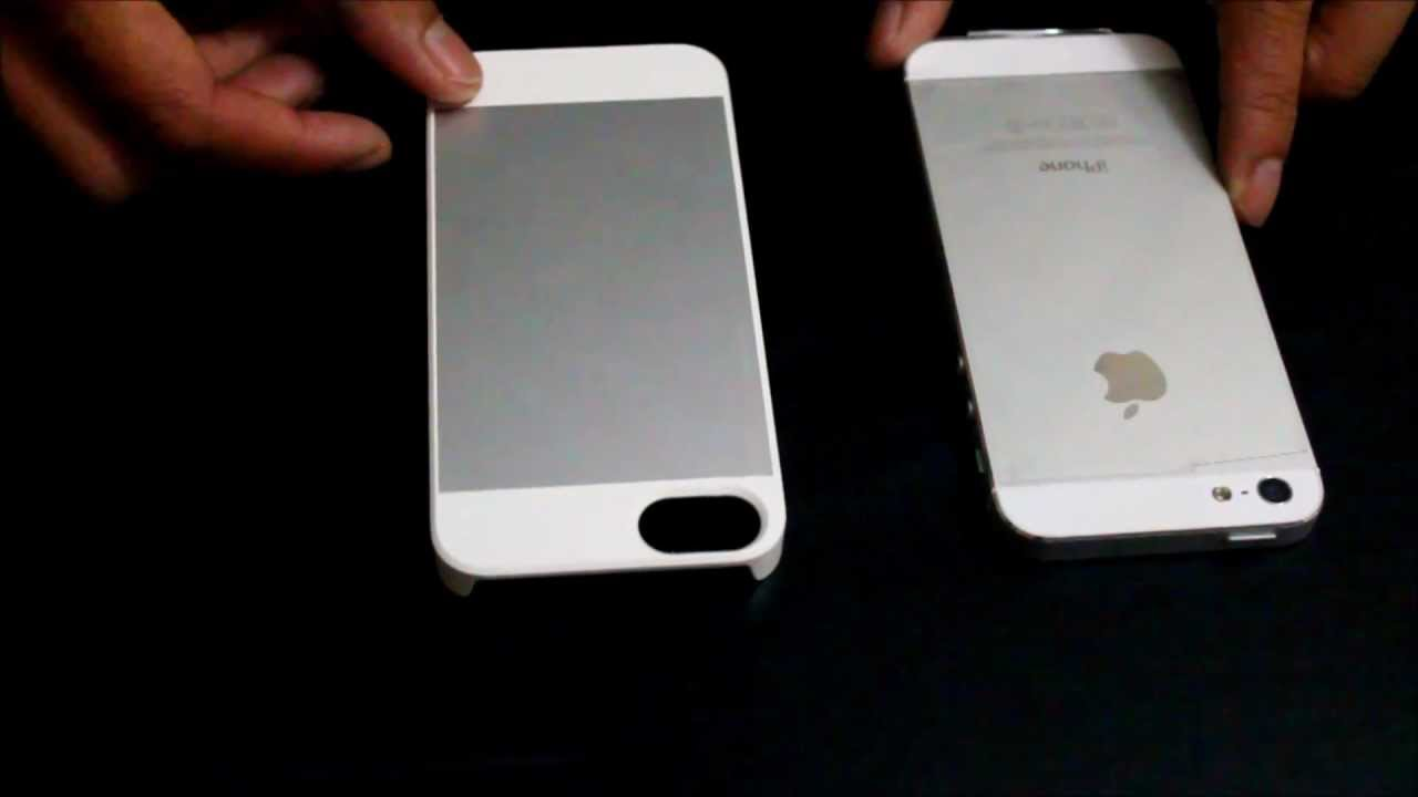 ba51dc8be62 elago S5 iphone 5 aluminum polycarbonate case - YouTube