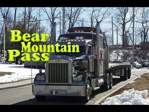 Bear Mountain Pass - W900L