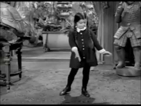 The Addams Family knows how to party