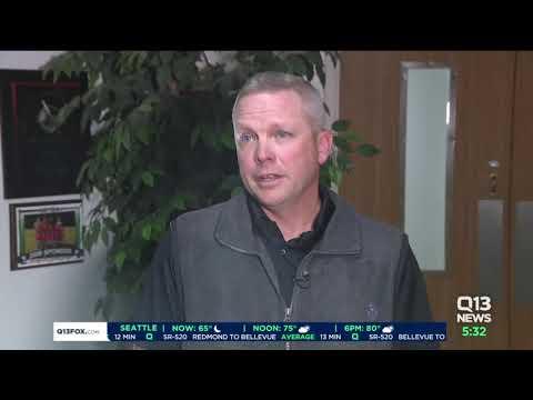 $10,000 reward for info on arsonist who set fires at Cedarcrest Middle School in Marysville
