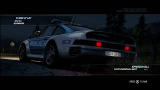 Need For Speed: Hot Pursuit - SCPD - Turn It Up [Hot Pursuit]
