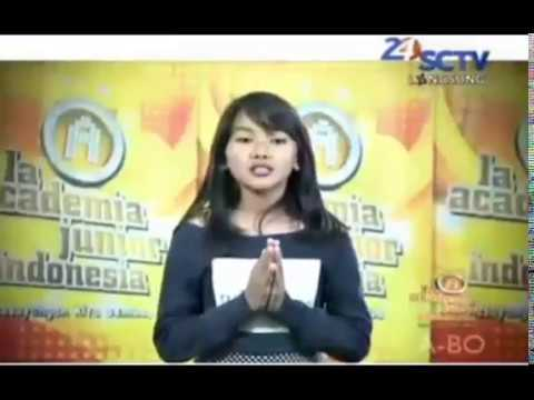 Shakira Jasmine  Seperti Bintang (La Academia Junior Indonesia SCTV 2014)