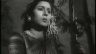 Aye Dil Tujhe Kasam Hai Lata Mangeshkar in Dulari