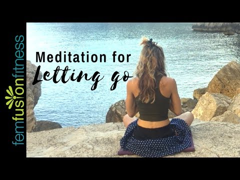 Ujjayi Breathing + Letting Go of Pain or Anxiety (Meditation