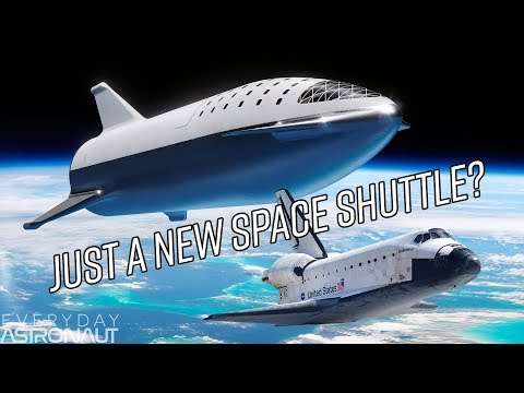 Why SpaceX's Starship